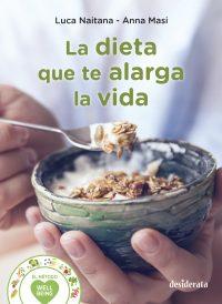 Cubierta La dieta que te alarga la vida