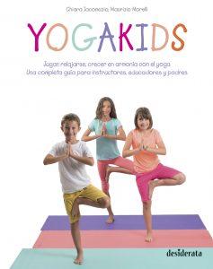 Cubierta Yogakids