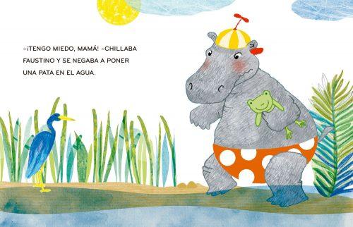 Interior hipopótamo