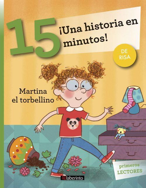 Cubierta Martina el torbellino