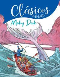 Cubierta Moby Dick