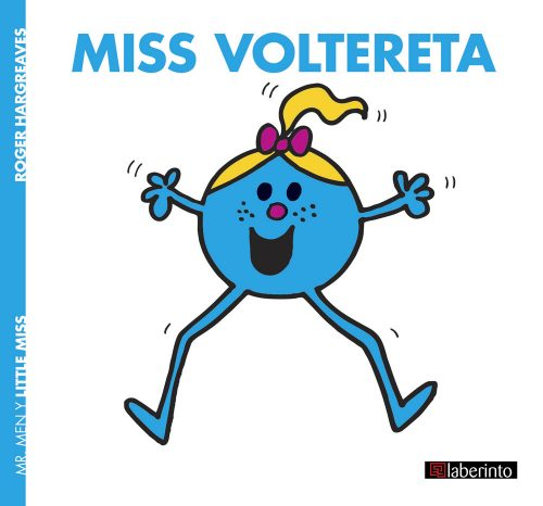 Cubierta Miss Voltereta