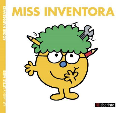 Cubierta Miss Inventora