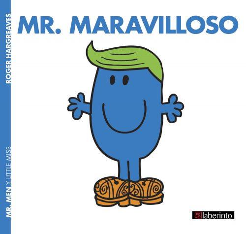 Cubierta Mr. Maravilloso