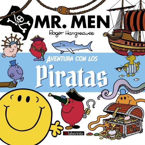 Cubierta piratas