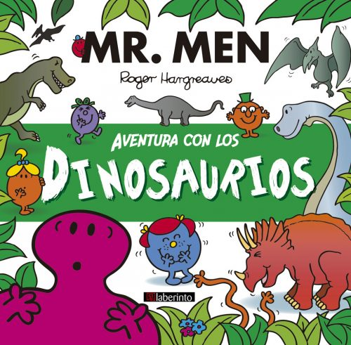 Cubierta dinosaurios