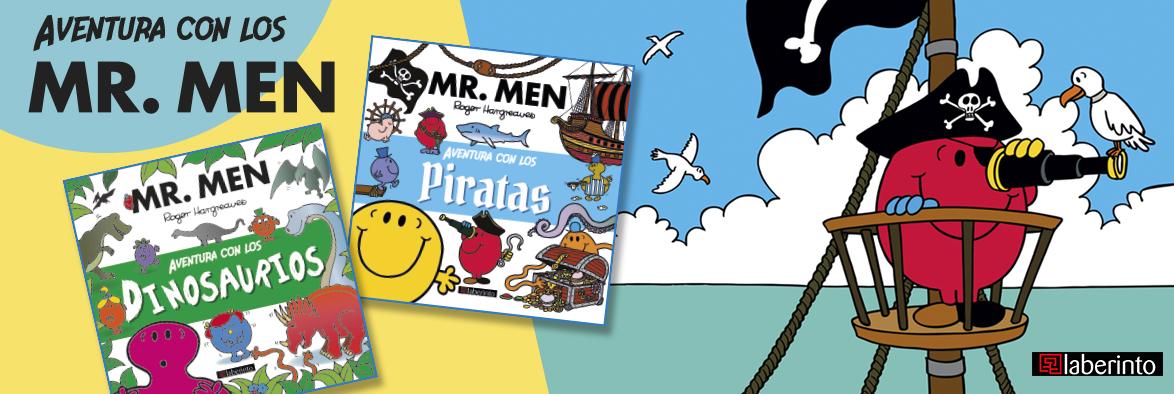 Banner Aventura con... Mr. Men