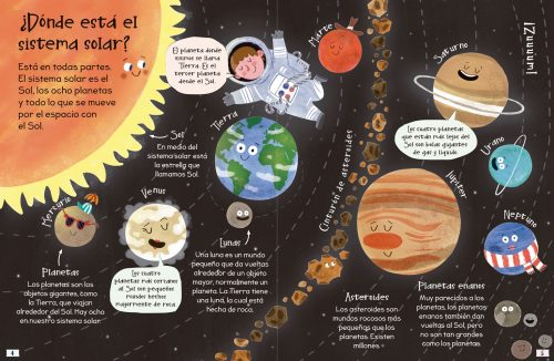Interior sistema solar