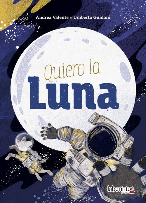 Cubierta Quiero la Luna