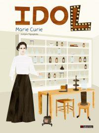 Cubierta Marie Curie