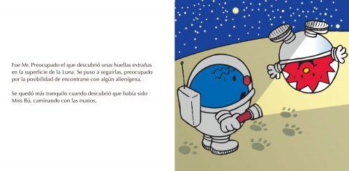 Interiores Aventura en la Luna