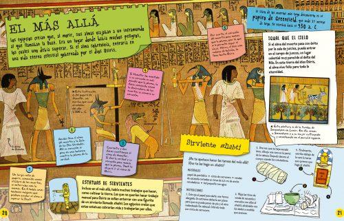 Interior Egipto