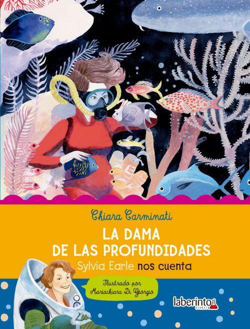 Cubierta Sylvia Earle