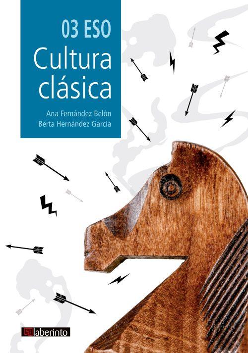 Cubierta Cultura clásica 3ESO