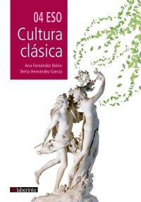 Cubierta Cultura clásica 4 ESO