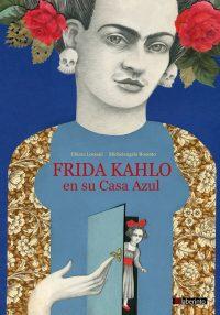 Cubierta Frida Kahlo