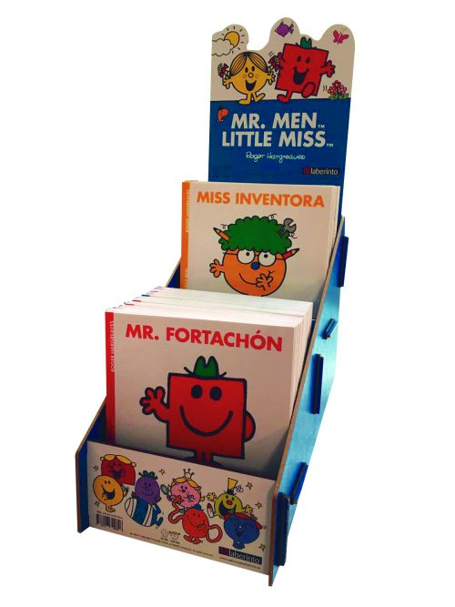Expositor Mr. Men & Little Miss