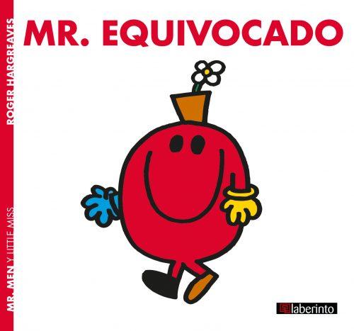 Cubierta Mr. Equivocado
