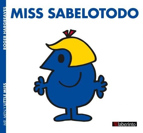 Cubierta Miss Sabelotodo