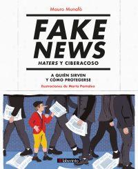 Cubierta Fake News
